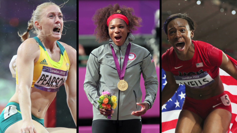 Olympics now make a level playing field for women cnn freerunsca Image collections