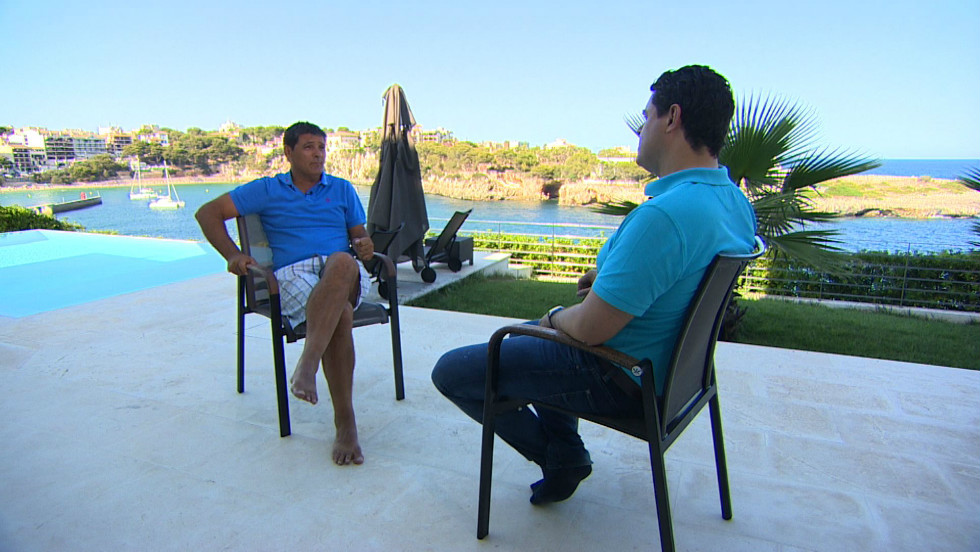 The tranquility of Mallorca is just one of the reasons that Rafa has stayed on the island, according to his uncle.