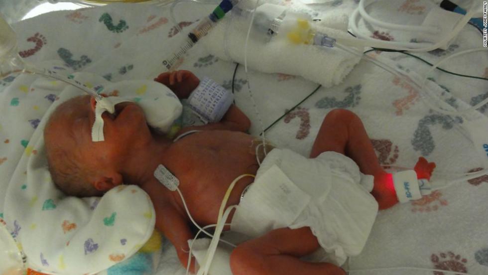 Last But Not Least Grace Elise Jones Was Born At 10 05 A M