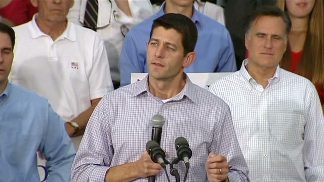 Rep. Paul Ryan's Wisconsin homecoming