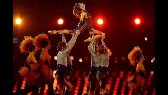 Ballerina Darcey Bussell performs with the Royal Ballet.