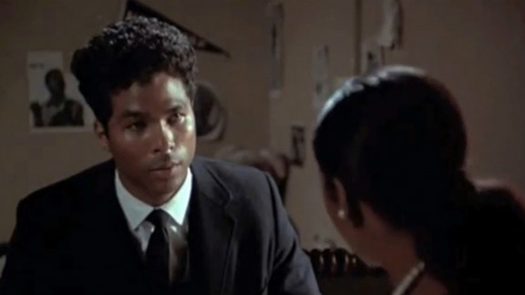 """Before he was Tubbs on """"Miami Vice,"""" Philip Michael Thomas portrayed Stix, an aspiring singer/songwriter with a serious crush on Sparkle and the foresight to form the girls into a singing group."""