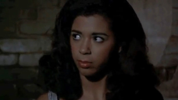 Irene Cara brought sensitivity and strength to her role as the titular Sparkle, who tries to remain the rock when her family's foundation starts to crack.