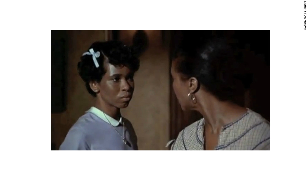 As portrayed by Dwan Smith, Delores' central quality was a fire and pride that caused her to butt heads with her mother, a housekeeper for a white family.