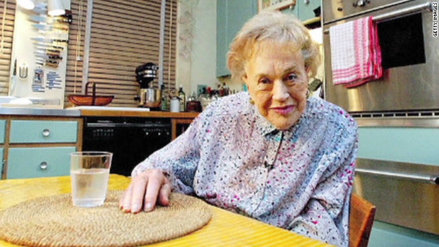 Celebrating Julia Child's 100th birthday