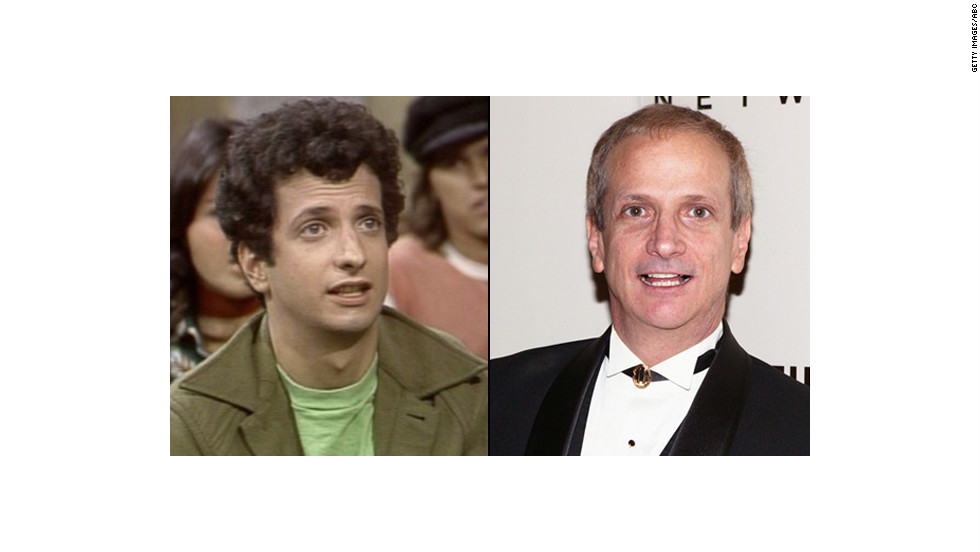 """Welcome Back, Kotter"" fans are mourning the loss of Ron Palillo, who<a href=""http://www.cnn.com/2012/08/14/showbiz/obit-palillo/index.html"" target=""_blank""> died</a> of a heart attack Tuesday at 63. As Arnold Horshack, one of the ""Sweathogs,"" on the ABC series, Palillo was beloved by viewers for his unique laugh and ""Oooh! Oooh!"" catchphrase."