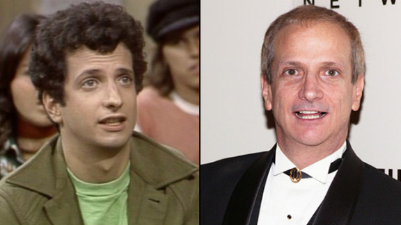 """""""Welcome Back, Kotter"""" fans are mourning the loss of Ron Palillo, who died of a heart attack Tuesday at 63. As Arnold Horshack, one of the """"Sweathogs,"""" on the ABC series, Palillo was beloved by viewers for his unique laugh and """"Oooh! Oooh!"""" catchphrase."""