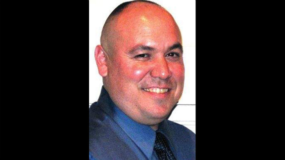 Slain College Station Police Department Constable Brian Bachmann.