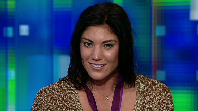 2012: Hope Solo: 'I have a bad rap'