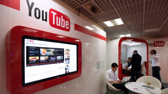 Among teens, YouTube is the most popular way to listen to music, according to a Nielsen survey