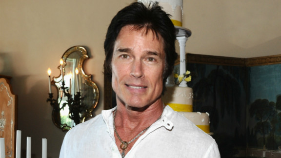 """Ronn Moss, shown in 2011 in Los Angeles, California, has been on """"The Bold and the Beautiful"""" since 1987."""