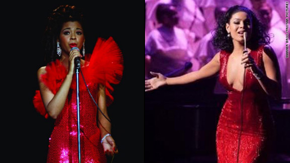 """The original """"Sparkle,"""" a film about three sisters who go from singing in the church choir to crooning for a club audience in late-'50s Harlem, has become a cult classic since its 1976 release. This weekend, """"Sparkle"""" will sweep into theaters once again with a new cast and slightly different story."""