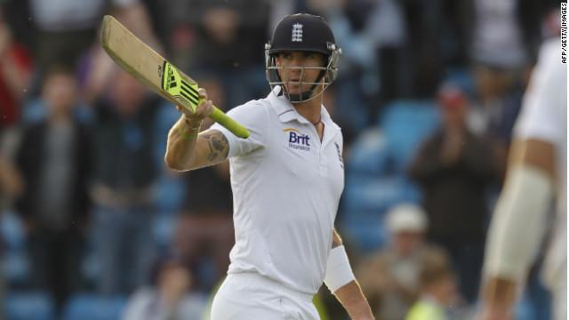 Pietersen row overshadows battle for cricket's number one ranking - CNN
