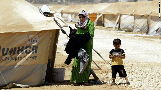 Urgent help needed for Syrian refugees