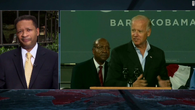 Davis: Biden's remarks 'racial viciousness'