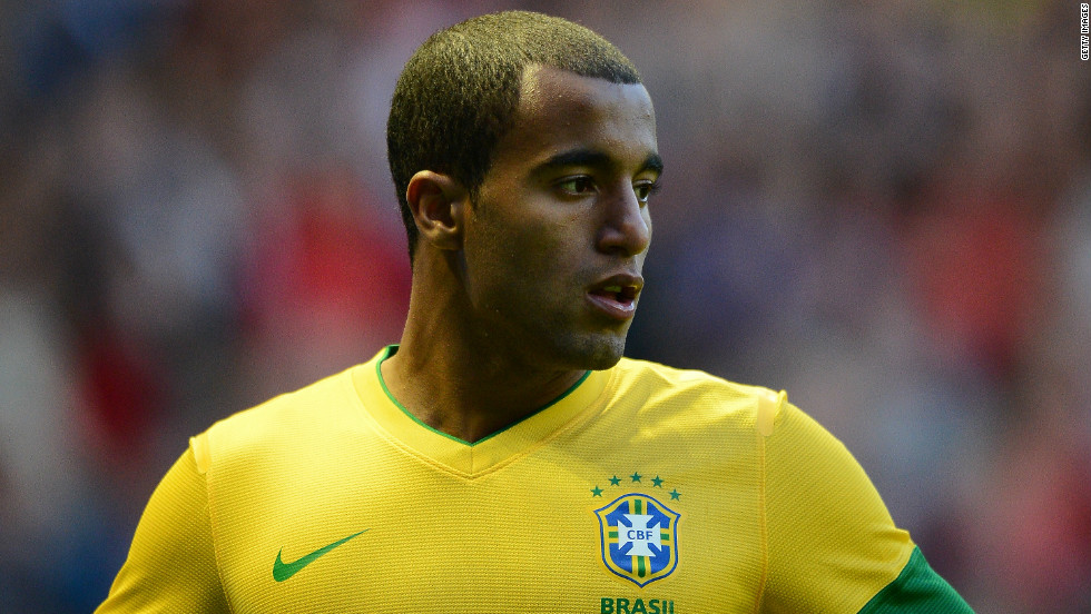 Paris St. Germain spent $55 million to sign midfielder Lucas Moura from Sao Paulo. The 20-year-old becomes the sixth Brazilian at the ambitious French club.