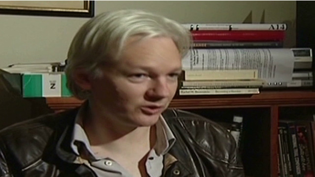 Can Assange leave London?