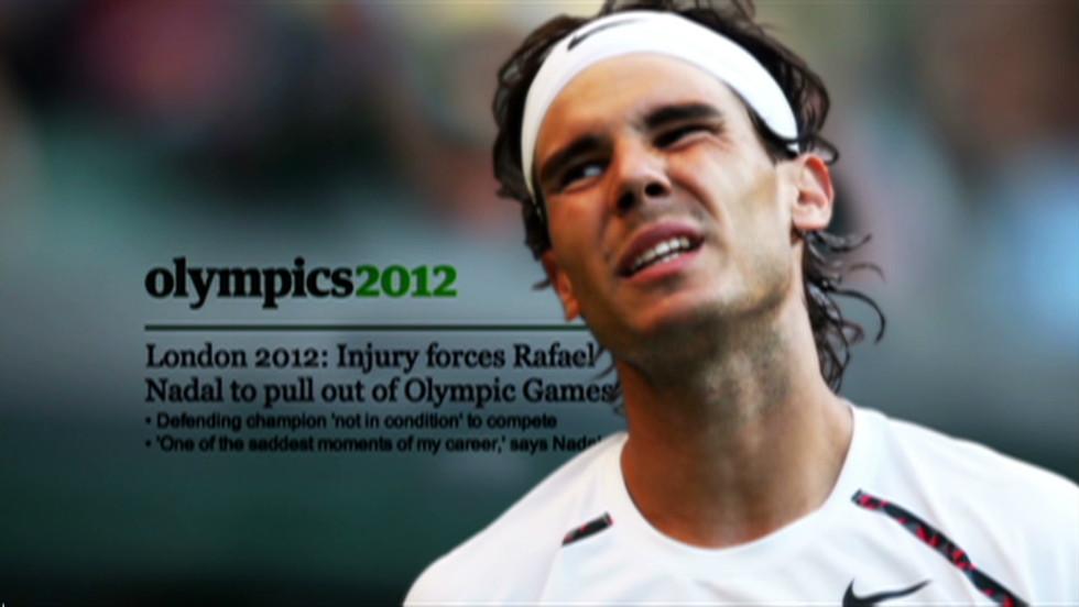 No evidence' to back up Rafael Nadal's hardcourt injury
