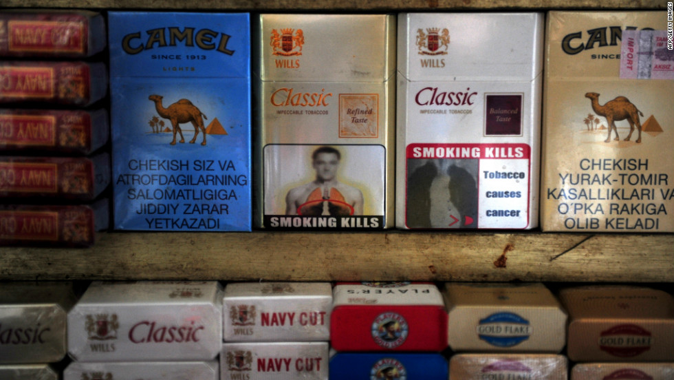 This warning in India caused a controversy of a different kind. The image is said to resemble that of Chelsea footballer John Terry. Early this year,  representatives of Terry lodged a complaint over the apparent blurred use of his image for a tobacco warning.