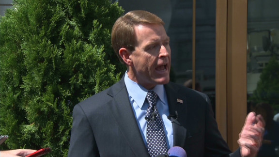 """FRC President Tony Perkins said the """"hate group"""" designation gave the shooting suspect a """"license"""" to open fire."""