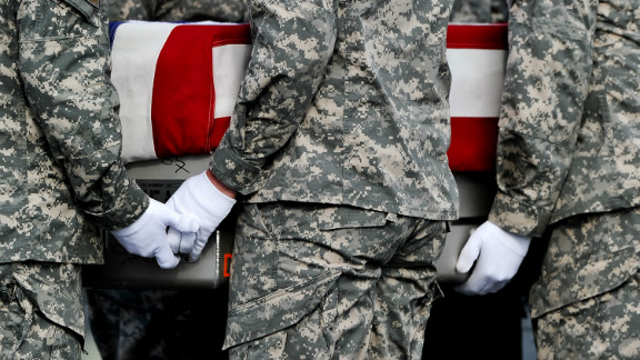 The U.S. Army says the 325 suicides it had last year were the most ever.