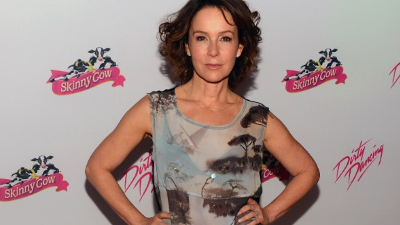 """Surgery on her nose left Jennifer Grey hardly looking like her character of  Frances """"Baby"""" Houseman. She has said the plastic surgery hurt her career, but in 2011 she was once again in the limelight as a contestant on """"Dancing With the Stars."""""""