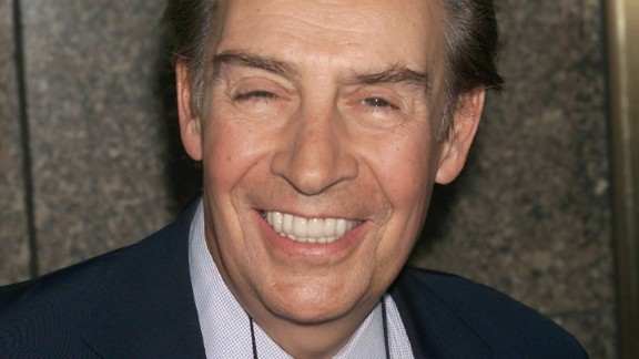 """The actor was tough as Baby's dad, Dr. Jake Houseman but even tougher in his role as beloved Det. Lennie Briscoe on """"Law and Order."""" Jerry Orbach died of prostate cancer in 2004."""