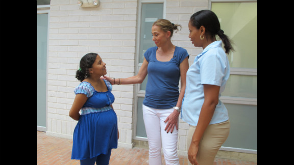 Catalina Escobar is helping teenage girls break the poverty cycle.