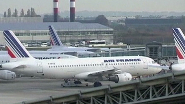 Airline asks passengers for gas money