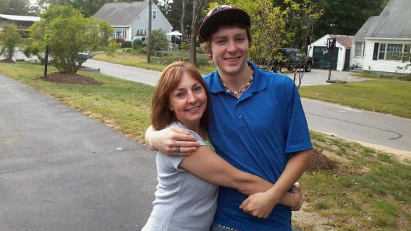 Carol Sadrozinske's three sons have brought her tremendous joy while fighting multiple sclerosis.