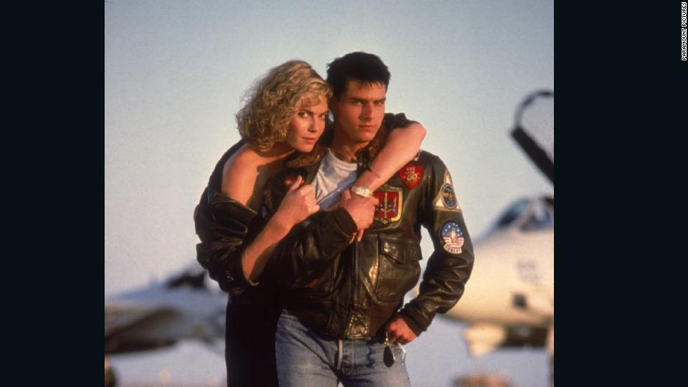 "Scott was best known for his 1986 film ""Top Gun,"" starring Tom Cruise and Kelly McGillis."