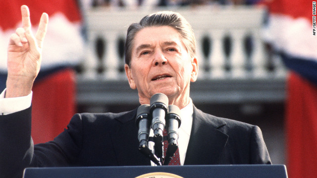 1984: Reagan jokes about Mondale's youth