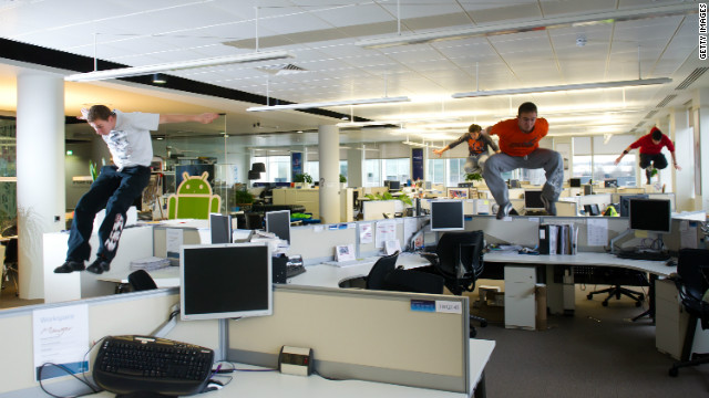 Generation Y Set To Transform Office Life Cnn