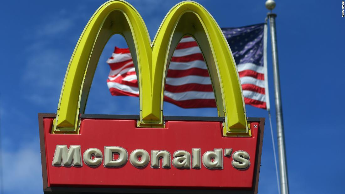 More Than 500 Sick From Outbreak Linked To McDonald's Salads