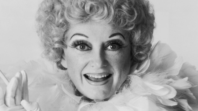 Comedienne Phyllis Diller: I'm a natural