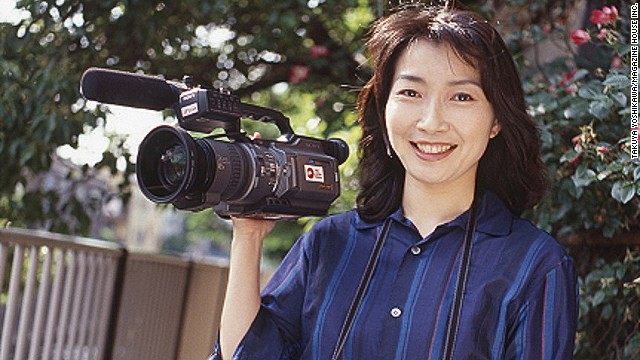 Veteran war reporter Mika Yamamoto was shot dead on assignment in Syria.