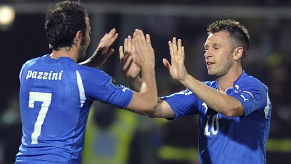 AC Milan to Internazionale