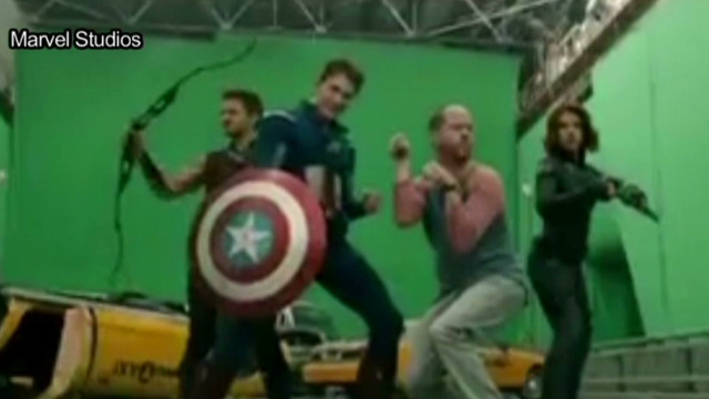 New 'Avengers' gag reel released