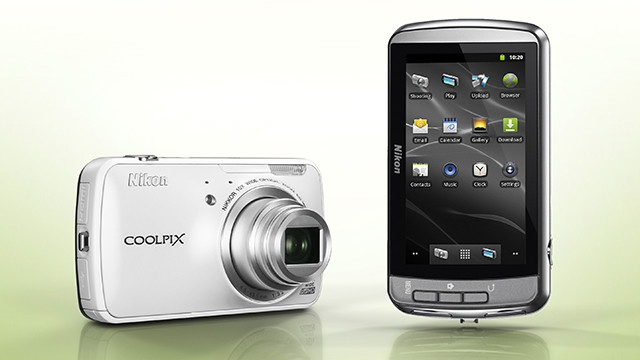 Nikon's latest camera runs Android