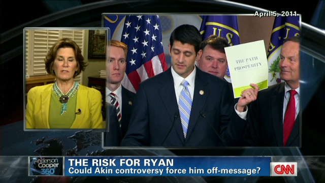 How Akin controversy may impact Ryan