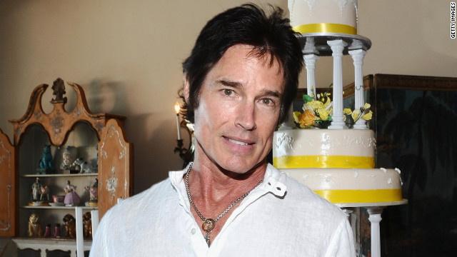 """I want to make sure that everybody knows how appreciative I am of what I've been doing the last 25 years,"" Ronn Moss said."