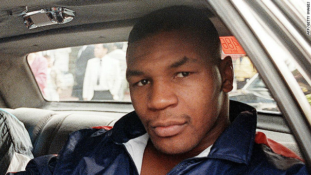 Mike Tyson Old Cars