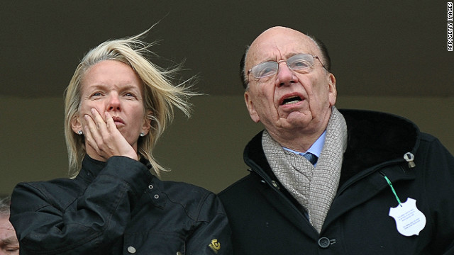 Elisabeth Murdoch says British newspapers controlled by her father Rupert have shown a lack of integrity..
