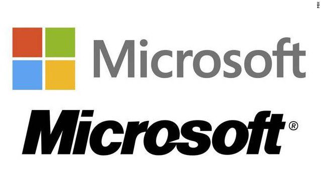 Microsoft recently revamped their corporate logo for the first time in 25 years.