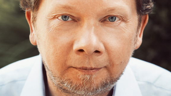 "Eckhart Tolle, author of ""The Power of Now,"" explores new kinds of clarity at life"