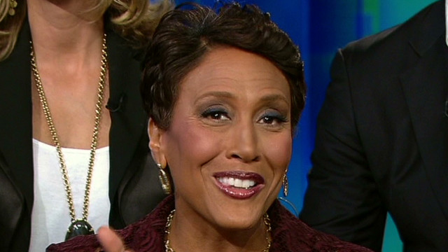 Why Robin Roberts hid cancer diagnosis