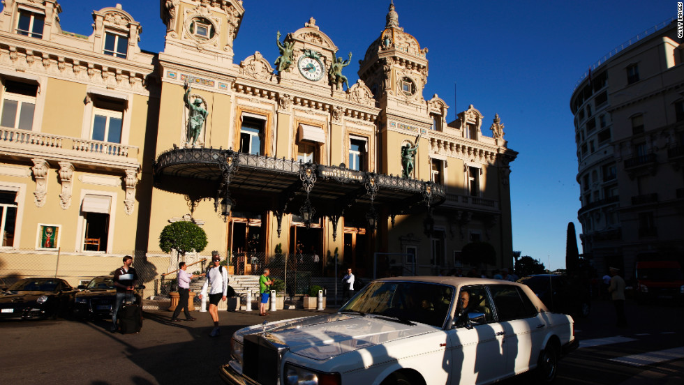 "The lavish Monte Carlo Casino was the inspiration behind Ian Flemming's 1953 James Bond novel ""Casino Royale""."