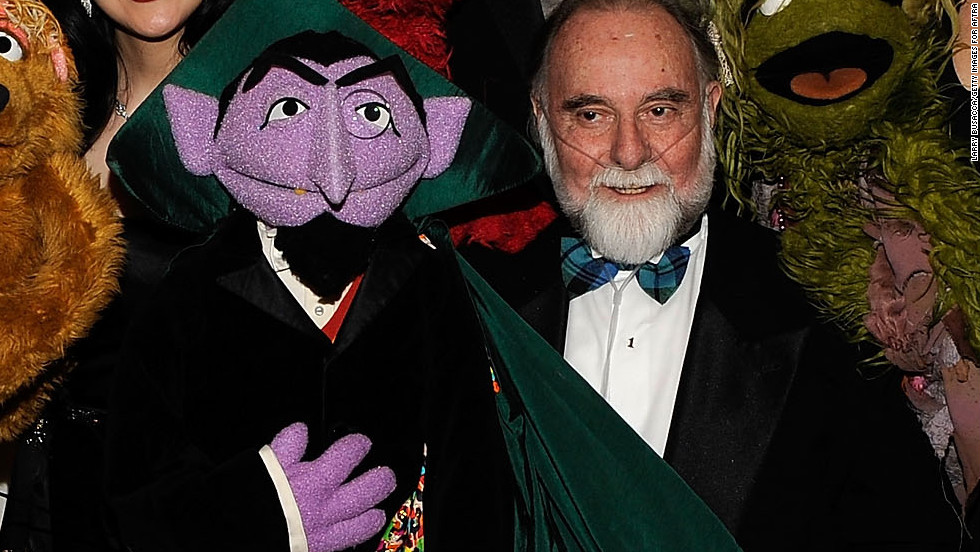 "Puppeteer <a href=""http://marquee.blogs.cnn.com/2012/08/24/voice-of-sesame-streets-the-count-dies-at-78/"" target=""_blank"">Jerry Nelson</a>, famous for lending his voice to Muppets on ""Sesame Street,"" ""The Muppet Show"" and ""Fraggle Rock,"" died August 23. He was 78."