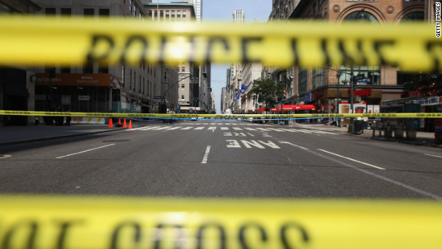 Police: Empire State victims hit by officers