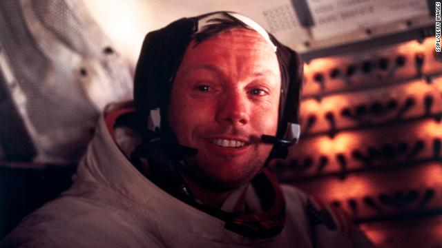 Sen.John Glenn: Armstrong dared greatly